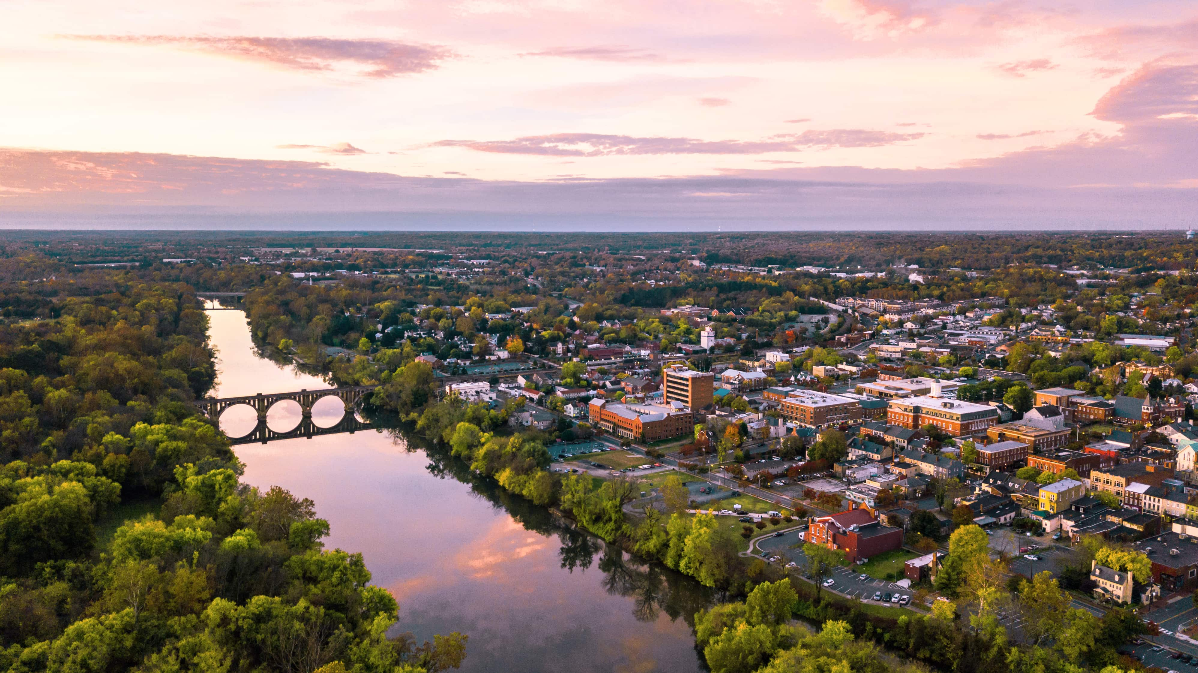 Looking to relocate a young family or couple in the D.C. Metro Area? Check out Fredericksburg, VA.